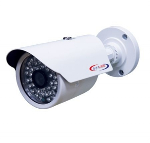 DAYLINE DL-480 1/3 HİGH DEFİNATİON IMAGE SENSOR 600TVL IR 48LED 3.6MM 20MT KAMERA